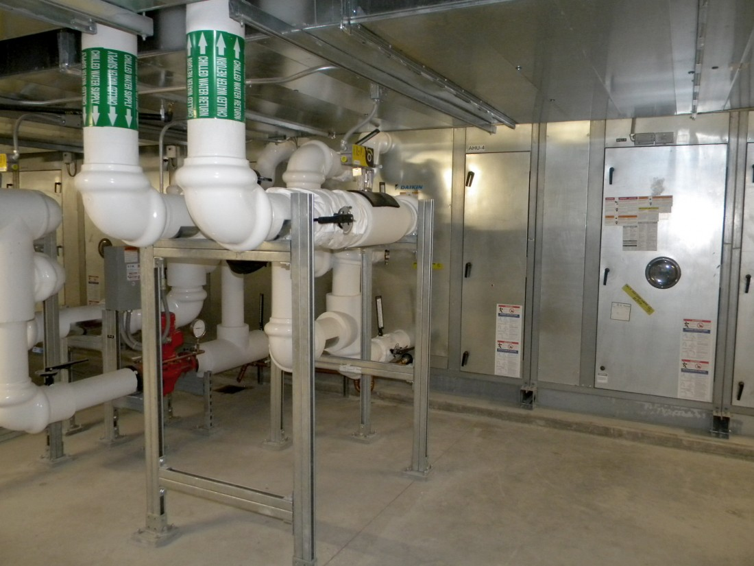 Commercial Plumbing Contractor in Wyandotte MI | Monroe Plumbing & Heating - DSCN1442